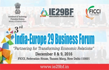 "India-Europe 29 Business Forum"" (IE29BF)"