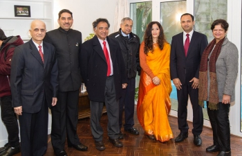 Celebration of the 68th Republic Day of India at India House (26.01.2017)