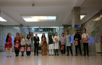Celebrating World Hindi Day 2017 (13.02.2017)