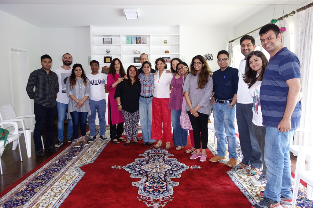 Passionise Emotional Intelligence and Self Awareness Workshop at India House (20.05.2017)