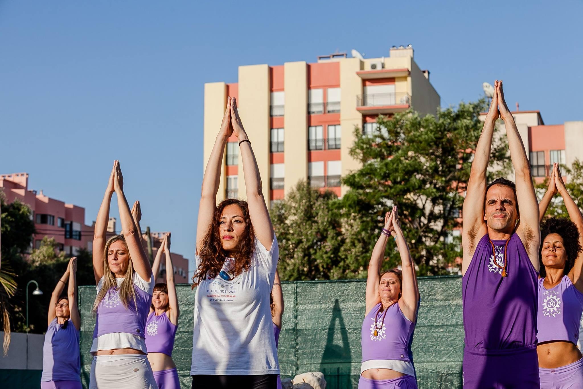 3rd International Day of Yoga Celebration