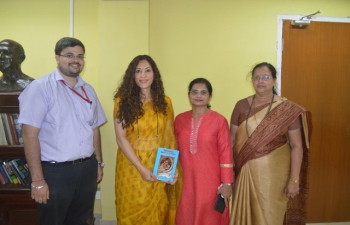 Visit to Directorate of Archives and Archaeology, Goa