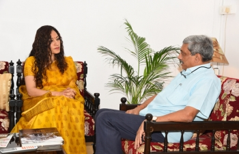 Ambassador called on Chief Minister of Goa