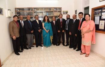 Visit to Indo-Portuguese Friendship Society in Goa, 21.08.2017