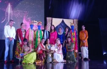 Krishna Kahani - The Musical at Hindu Community of Portugal, Lisbon (16.09.2017)