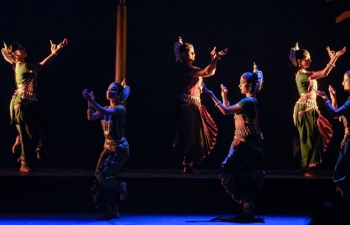 Siddhartha: A Musical Dance Drama by Art Vision in Porto (02.11.2017)
