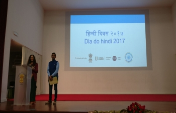 Celebrating Hindi Diwas 2017 (15.11.2017)