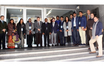 Visit of Indian Youth Delegation to Portugal