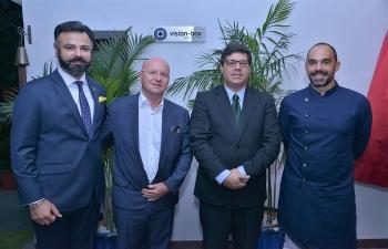 Vision-Box inaugurates Office in New Delhi, 27 June 2018