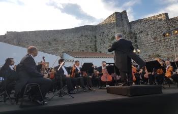 Ambassador attends Marvão International Music Festival Concert (21.07.2018)