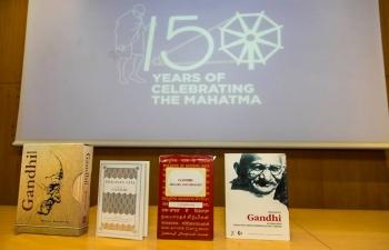 Celebrating 150 years of the Mahatma: Event at Faculdade de Letras da Universidade de Lisboa (02.10.2018)