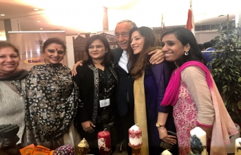 Glimpses of Diplomatic Bazaar 2018