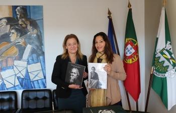 Meeting with Mayor of Amadora