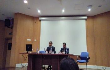 Dr. Constantino Xavier's talk at Faculdade de Letras da Universidade de Lisboa (25.03.2019)