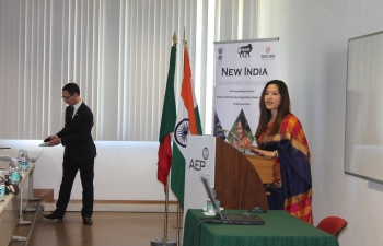 India Business Opportunities Seminar in Porto (26.03.2019)