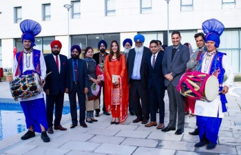 Baisakhi Celebrations in Portugal (14.04.2019)