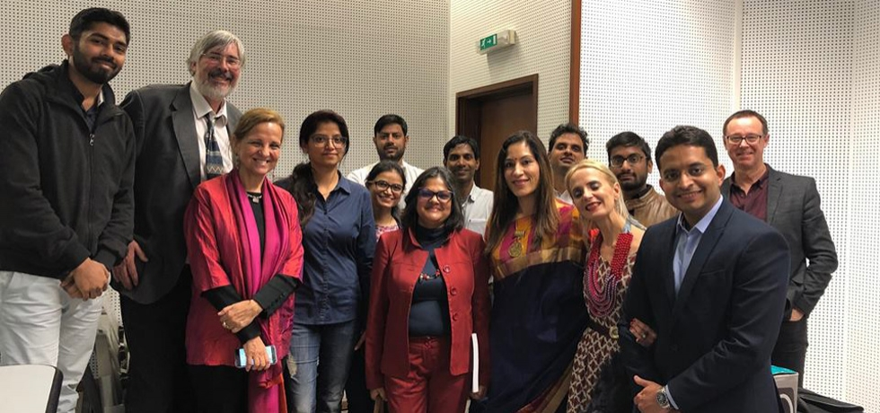 Seminar 'India in the World' at the University of Aveiro (26 March 2019)
