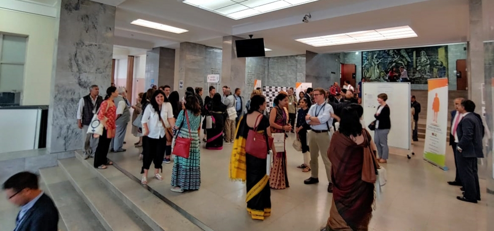 Glimpses of the International Hindi Conference at the University of Lisbon (5-7 June 2019)