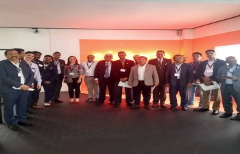 Visit of Indian textile delegation to Portugal (17.06.2019)