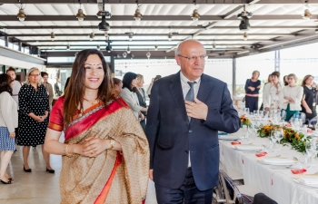 Glimpses of the AWA Lunch (21.06.2019)
