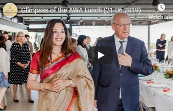 Video: Glimpses of the AWA Lunch (21.06.2019)
