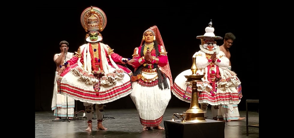 Kathakali - A Classical South Indian Dance Performance (12.09.2019)