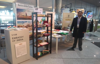 Promotion of Khadi at Modtissimo 2020 fair in Porto (19.02.2020)