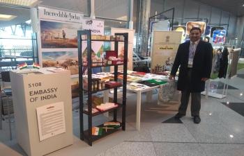 Promotion of Khadi at Modtissimo 2020 fair in Porto (19.02.2020)