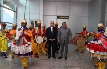 Visit by President Marcelo Rebelo de Sousa to Goa (15.02.2020)