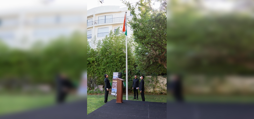 75th Independence day celebrations at India House, August 15 2021