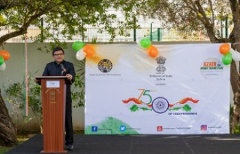 Glimpses of 75th Independence day celebrations of India, August 15 2021