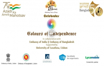 Short video on Glimpses of Colours of Independence as part of India@75 organized by Bhoomi Association ( 4 September 2021)